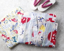 【WEB予約限定1ドリンクプレゼント!】<お子様/LUNCH>浴衣プラン