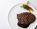AURORA LONG GRAIN FED BEEF {ILLINOIS, USA}  NEW YORK CUT 350G