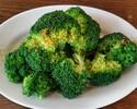 Broccoli anchovy saute