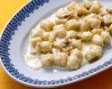 【テイクアウト】ジャガイモのニョッキ ゴルゴンゾーラとクルミのソース