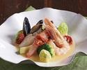 【Dinner】海老、蟹スペシャルコース 9/29~