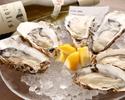 【ショートコース】名物!生雲丹のプリンや旬の生牡蠣・牡蠣のパスタ・ドルチェなど全5品!