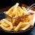 ベルギー産ビンチェ芋のフリッツ…〈ハーフ〉