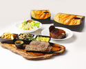 【Take Out】 Roast Beef Family Meal for 3 to 4