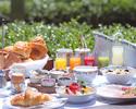 シャンパンフリーフロー付【7月末迄ランチでも。。世界一の朝食】ヨーロピアン・ブレックファースト(お土産付き)