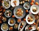 【ハロウィンオーダーブッフェ】前菜からパスタ・デザートまで食べ放題+ソフトドリンク飲み放題 小人2,750円