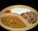 B-18 Wagyu Curry Rice topped with YAKINIKU beef **NEW**