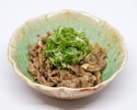 "I-03 Boiled Sinew Beef with Gari Ginger ""GARI SUJI PON"""