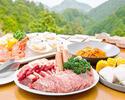 【よくばりBBQセット】国産牛肉2種、ホタテ貝柱など全8品【早割7】