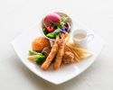 Children's lunch plate