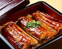日本料理 鰻重御膳3900円