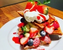 平日限定スペシャルランチコース!選べる乾杯ドリンク&選べるメイン、デザートは人気の特製ミルフィーユ!