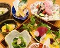 【個別】夏野菜とイベリコ豚の冷しゃぶコースサラダ仕立て 期間限定4000円⇒3000円