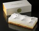ダブルチーズケーキ【クラシック】ハーフサイズ(冷凍商品)
