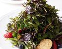 【Botticelli】 ハーブサラダ・選べるパスタ・選べるメイン+お茶