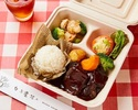【テイクアウト】赤ワインで煮込んだ牛頰肉のシチューBOX