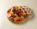 【デコレーションケーキ】ミックスフルーツタルト5号(直径 約15cm)