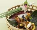 【Kaiseki Lunch Course Suzu】