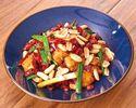 【TAKEOUT】鶏肉とピーナツの唐辛子炒め