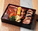 【テイクアウト】うなぎ弁当〜鶏の西京焼き〜