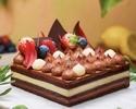 Chocolate Casis and Lemon (Gluten Free)