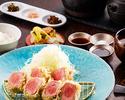 ディナー雪室熟成豚フィレ肉定食(100g)