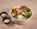Caesar salad - romaine, endive, anchovy, garlic crouton, bacon, pecorino romano