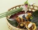 【Weekday Kaiseki Lunch Course Suzu】with Henriot