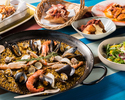 【Dinner】 Escriba Paella course