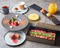 <大人のRICH LUNCH COURSE>Lunch B 和牛ONIQUEコース