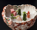 【Lunch/Weekend only, Maximum 2 people】FUJI -Kaiseki 7 courses-+Window-side table