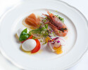 ¥ 5000 Prifixed Dinner Course