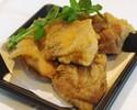 阿波尾鶏の唐揚