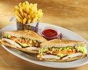 Club Sandwich / Portion