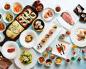 [Online price (weekday lunch)] Your Live Kitchen Buffet Adult + 1drink 4,300 yen