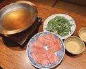 Steak&Sukiyaki Course (1 to 4 people)