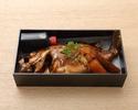 地魚の煮つけ (のどぐろ5,000円)