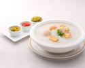 海鮮中華粥セット