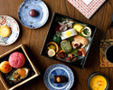 【14時00分~】京都老舗菓子司とのコラボレーション「和のアフタヌーンティー」