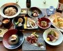 【8月6日限定!】十十六 竹コース 日本酒グラス¥500で特別提供!