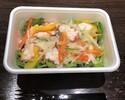 【テイクアウト】タコとパプリカのサラダ仕立て