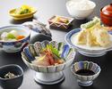 ディナー【天ぷら定食】