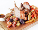 ROASTED US PORK RACK (1.2kg)