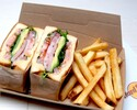 BLTA サンドイッチ