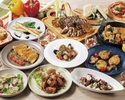 [Saturday Sunday and public holidays 100 min.] Lunch buffet Adult