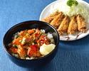 手羽先+鶏ひつまぶし丼セット