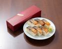 【テイクアウト】 焼き鯖棒寿司