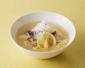 【10月限定】帆立貝と浅蜊貝のレモン風味のSIOヌードル