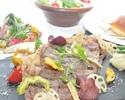 愛知県産知多牛ステーキコース
