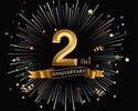 【10月限定】WATAHAN 2周年記念限定ディナーコース